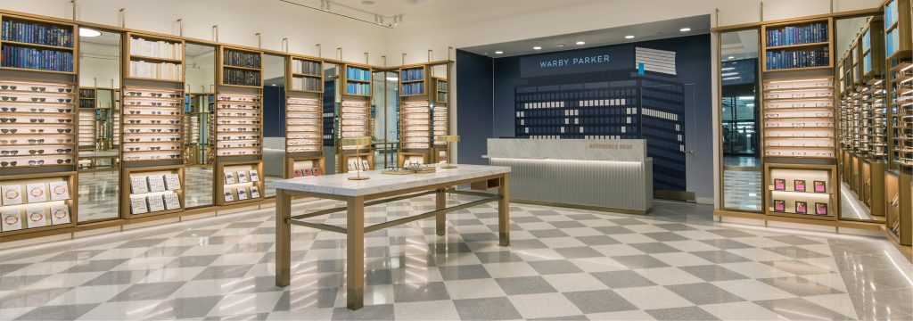 Warby Parker Shop