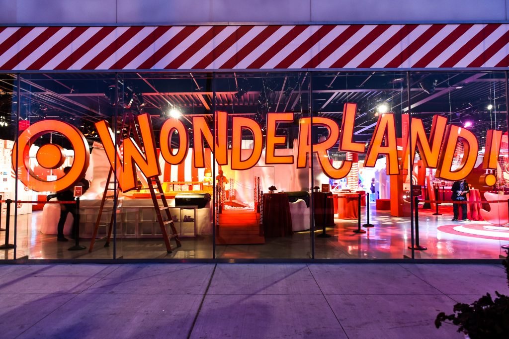 Target Wonderland Experience Store - Retail